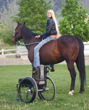 CINCH Athlete Spotlight - Amberley Snyder